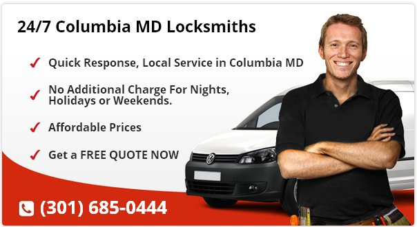 Columbia MD Locksmiths